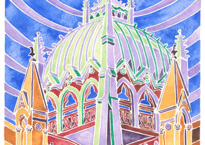 #123 Old South Church dome, Coply Square jpeg